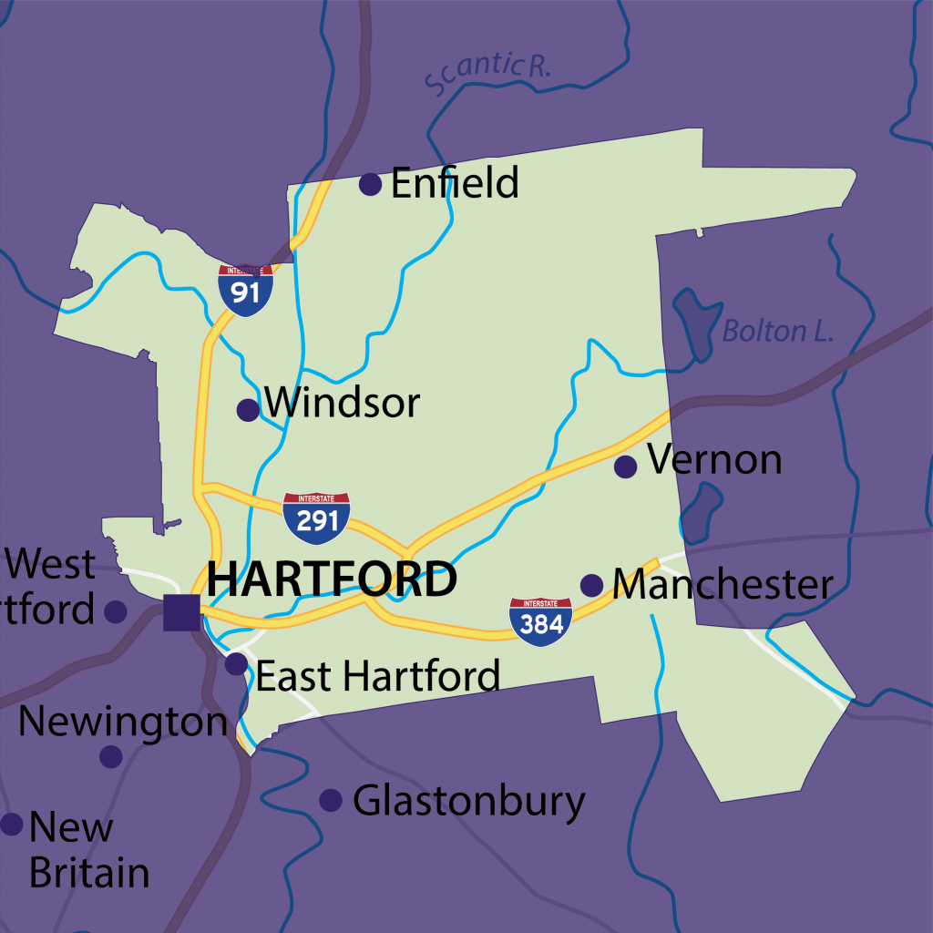 Manchester tutoring territory map
