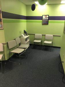 A Grade Ahead of Parsippany Lobby Waiting Area Success