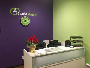A Grade Ahead of Waxhaw Front Desk Lobby Academy